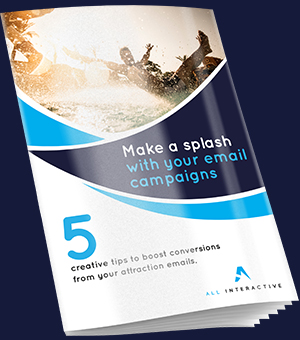 Make a splash with our 5 creative tips to boost email campaign performance